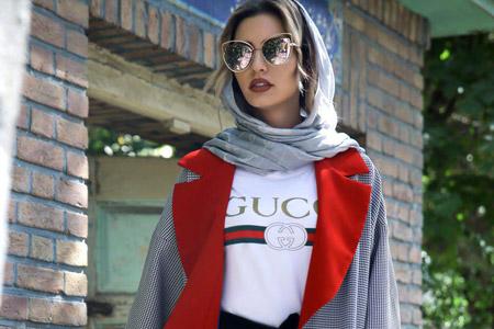 مدل مانتو Shaghayegh Tafreshi 13