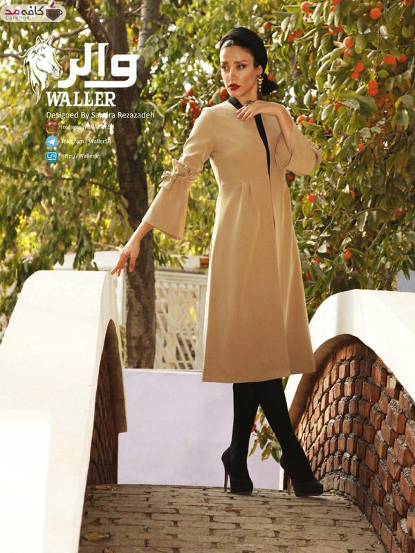 مدل مانتو برند Waller
