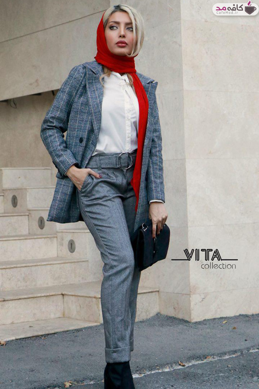 مدل مانتو و پالتو برند Vita