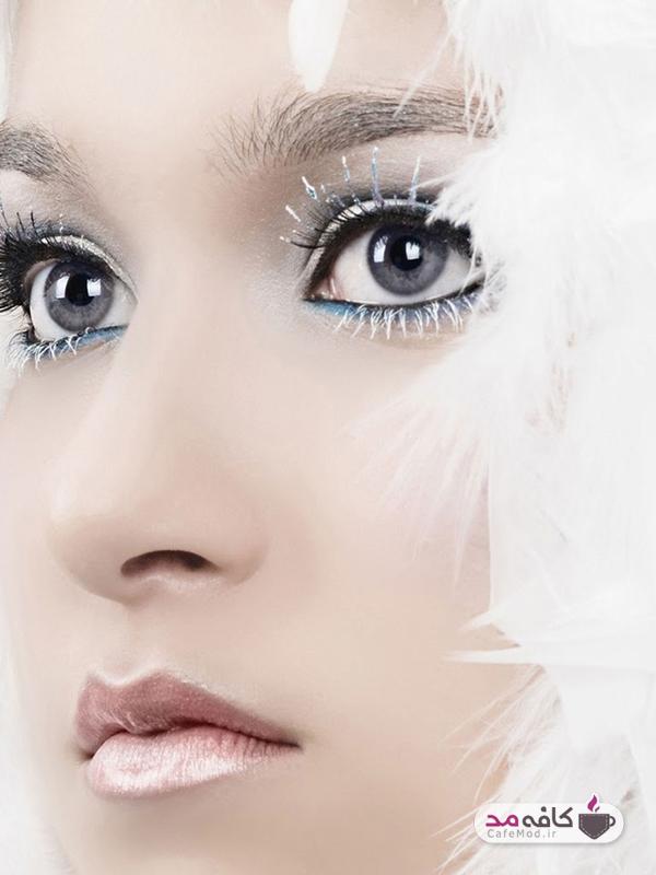 آرایش مناسب برای فصل زمستان
