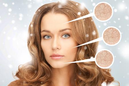 توصیه های زمستانی برای مراقبت از پوست 2