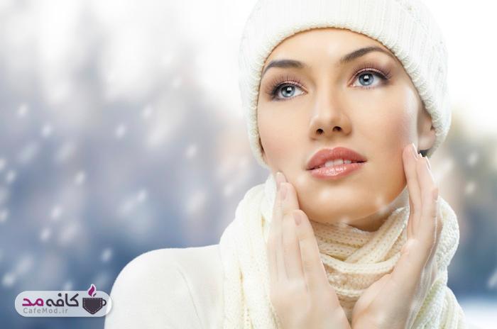 پیشگیری از خشکی پوست در زمستان