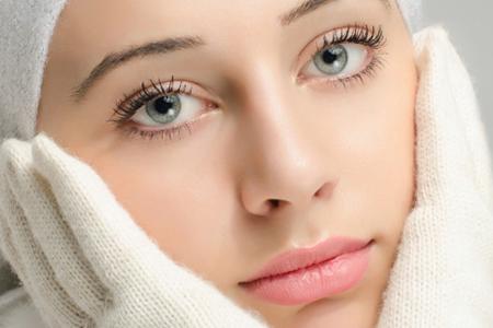 نکات ضروری در آرایش صورت زمستانه 2