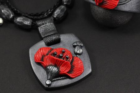 مدل های بسیار زیبا از ست زیورآلات دست ساز 10