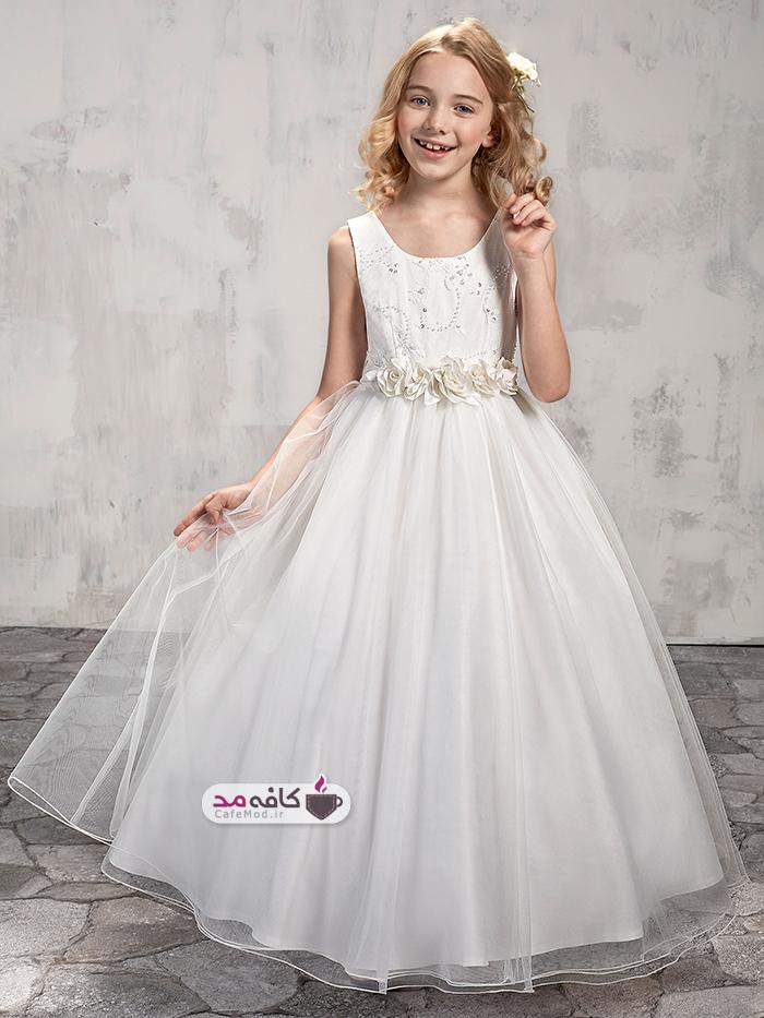 مدل لباس عروس و مجلسی دخترانه Mary's Angels