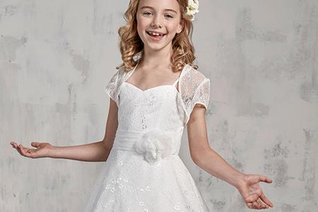مدل لباس عروس و مجلسی دخترانه Mary's Angels 9