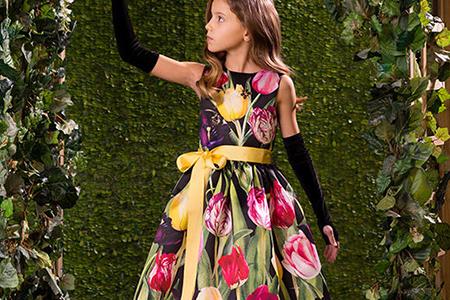 مدل لباس دخترانه Amelie et Sophie 5
