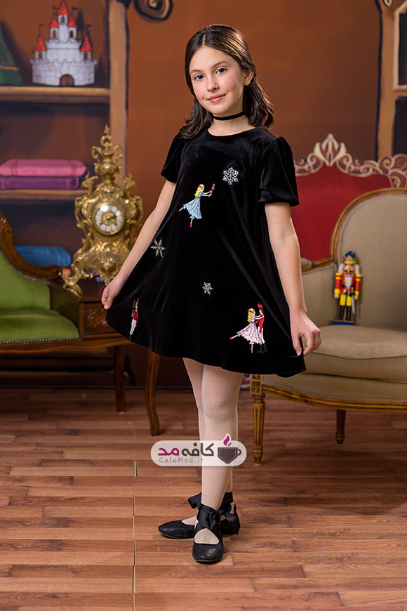 مدل لباس مجلسی دخترانه 2018