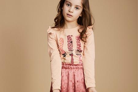 مدل لباس دخترانه Amelie et Sophie 45
