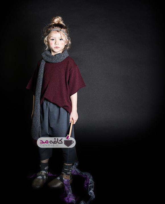 مدل لباس دخترانه Cucù Lab