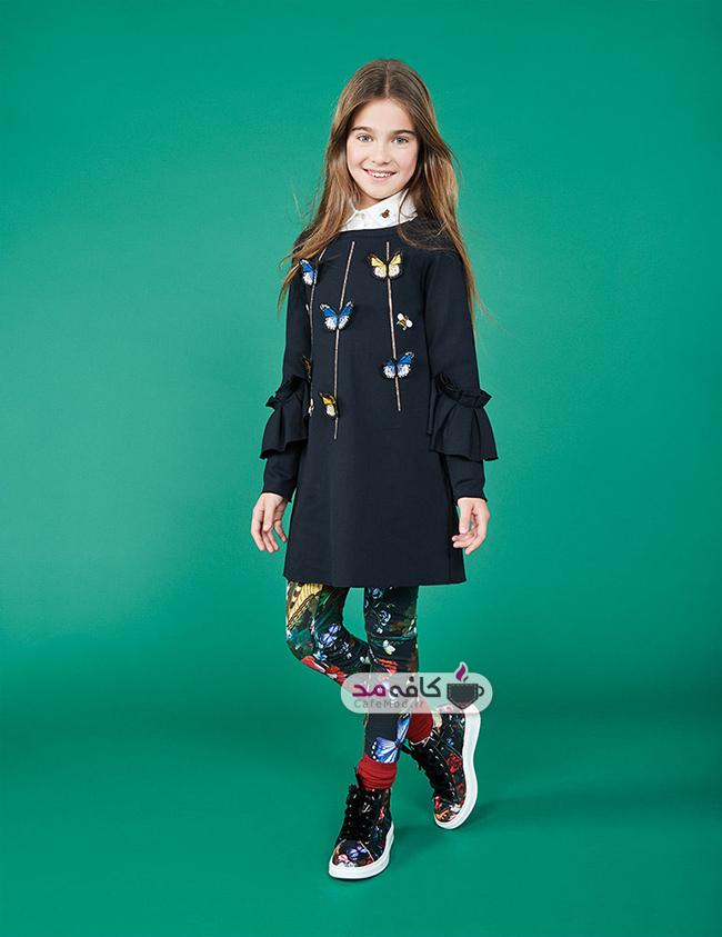 مدل لباس زمستانه دخترانه Jakioo