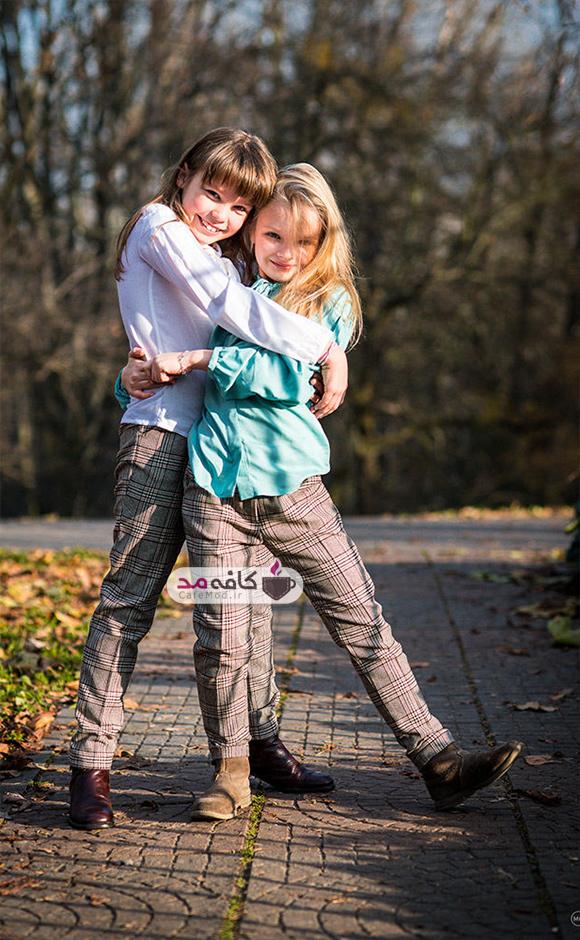 مدل لباس دخترانه Amelie et Sophie