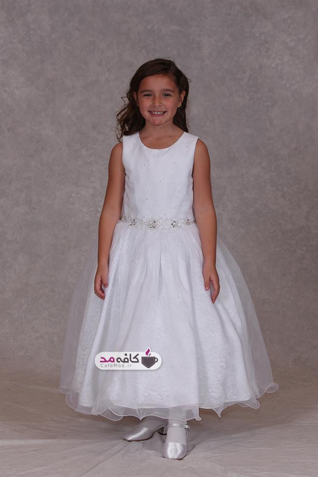 مدل لباس عروس دخترانه Sweetie Pie