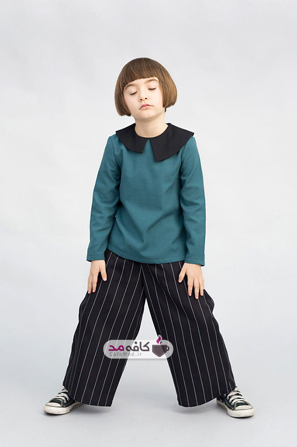 مدل لباس دخترانه و پسرانه Motoreta