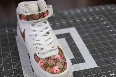 فیلم آموزش تزیین کفش