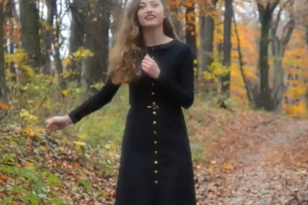 فیلم آموزش دوخت لباس ماکسی بلند