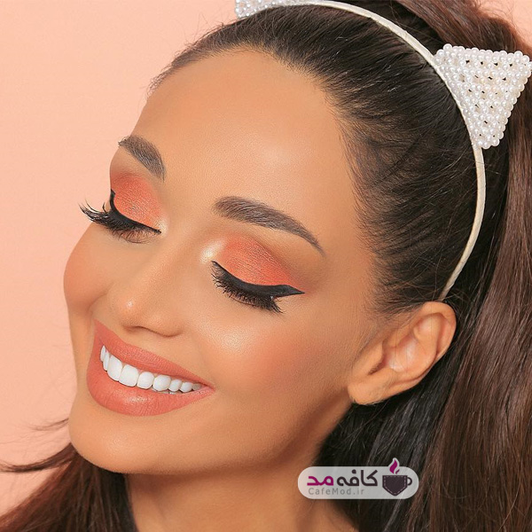 مدل آرایش Elnaz Golrokh