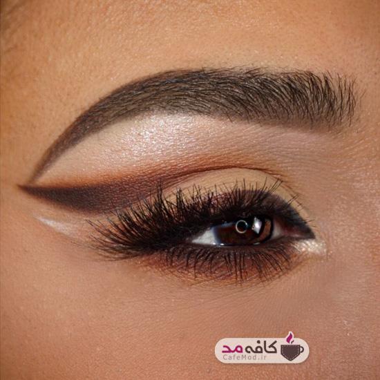 مدل های آرایشی چشم