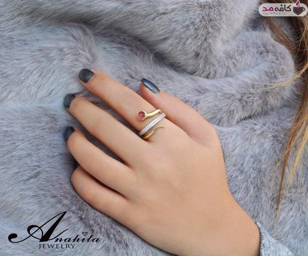 مدل طلا و جواهرات آناهیتا