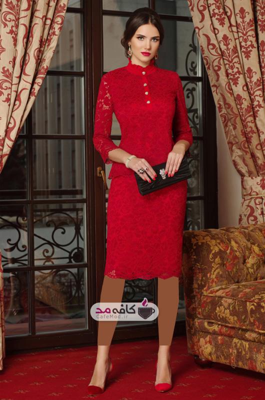 مدل لباس مجلسی جدید Lissana