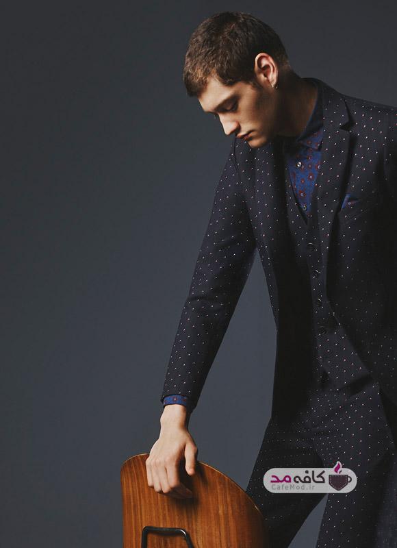 مدل لباس زمستانه مردانه Sisley