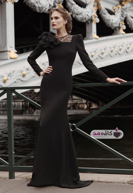 مدل لباس مجلسی Ulyana Sergeenko