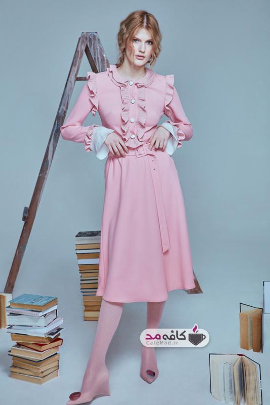 مدل لباس مجلسی برند Daria Bardeeva