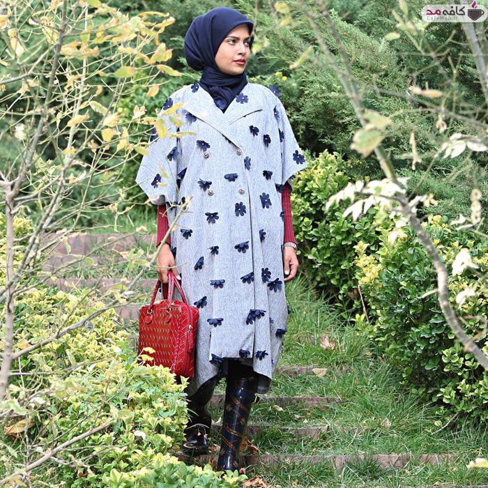 مدل لباس زنانه و مانتو برند SOLIN