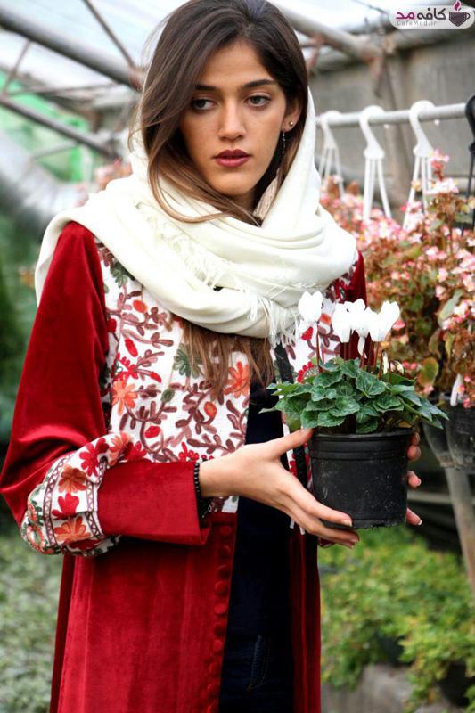 مدل مانتو Kherghe