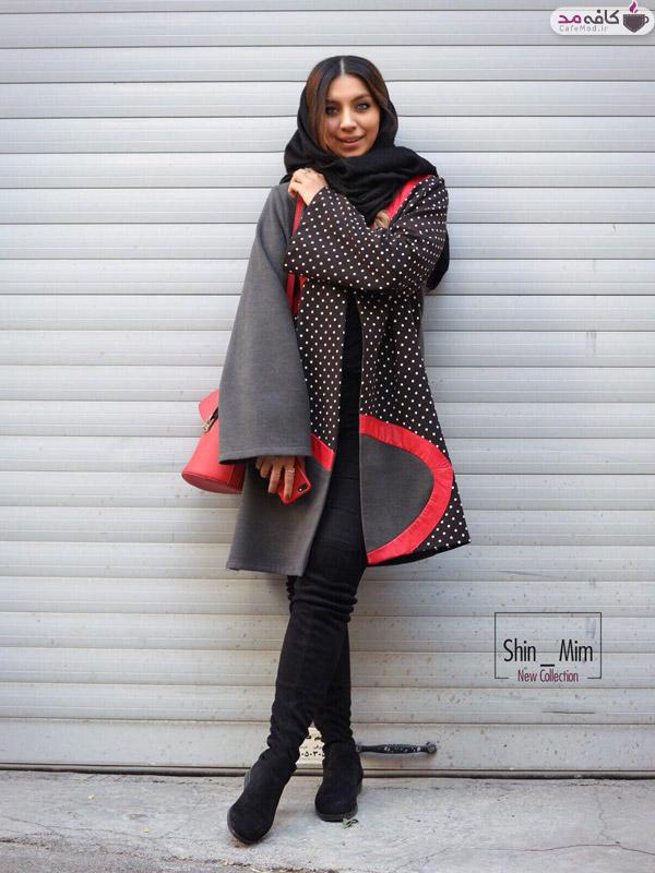 مدل مانتو Shin Mim