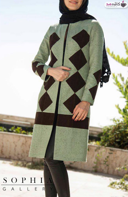 مدل مانتو Sophia Design