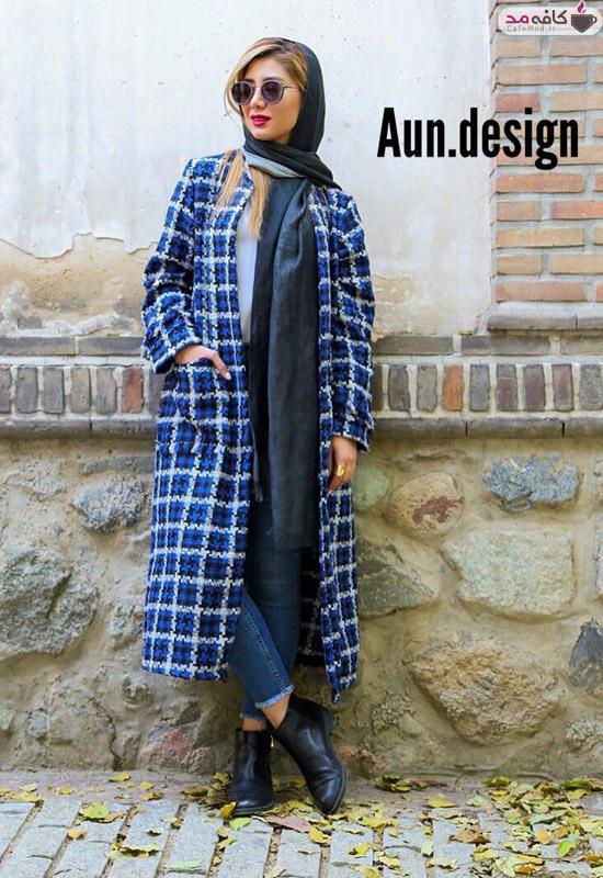 مدل مانتو آنا جمالى