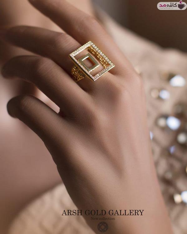 مدل زیورآلات طلا عرش