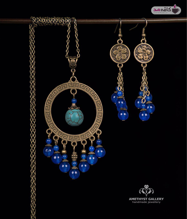 زیورآلات ایرانی Amethyst Gallery