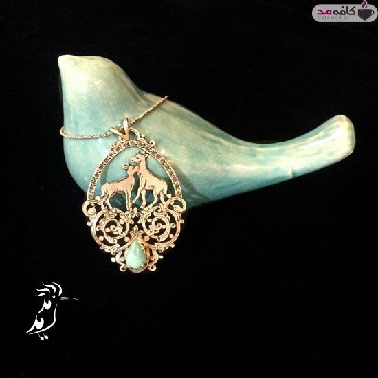 زیورآلات دست ساز ایرانی هُدهُد
