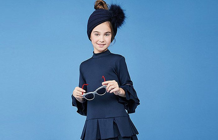 مدل لباس زمستانه دخترانه Jakioo 11
