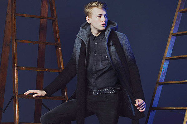 مدل لباس زمستانه مردانه Sisley 12