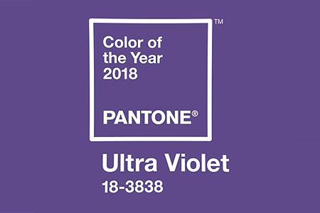 رنگ سال 2018 توسط کمپانی پنتون اعلام شد 4