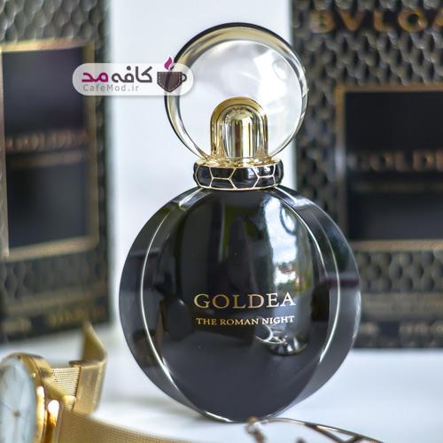 عطر زنانه Bvlgari Goldea