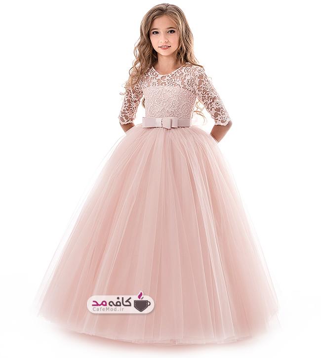 مدل لباس مجلسی دخترانه Girls-dresses