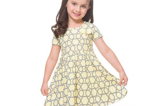 مدل لباس دخترانه Milon