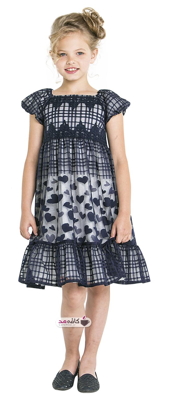 مدل لباس دخترانه Karamelli