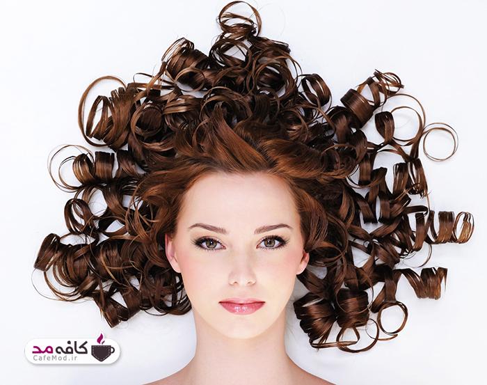 نکاتی در مورد فر کردن موها