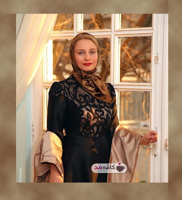 مریم کاویانی هم مدل شد
