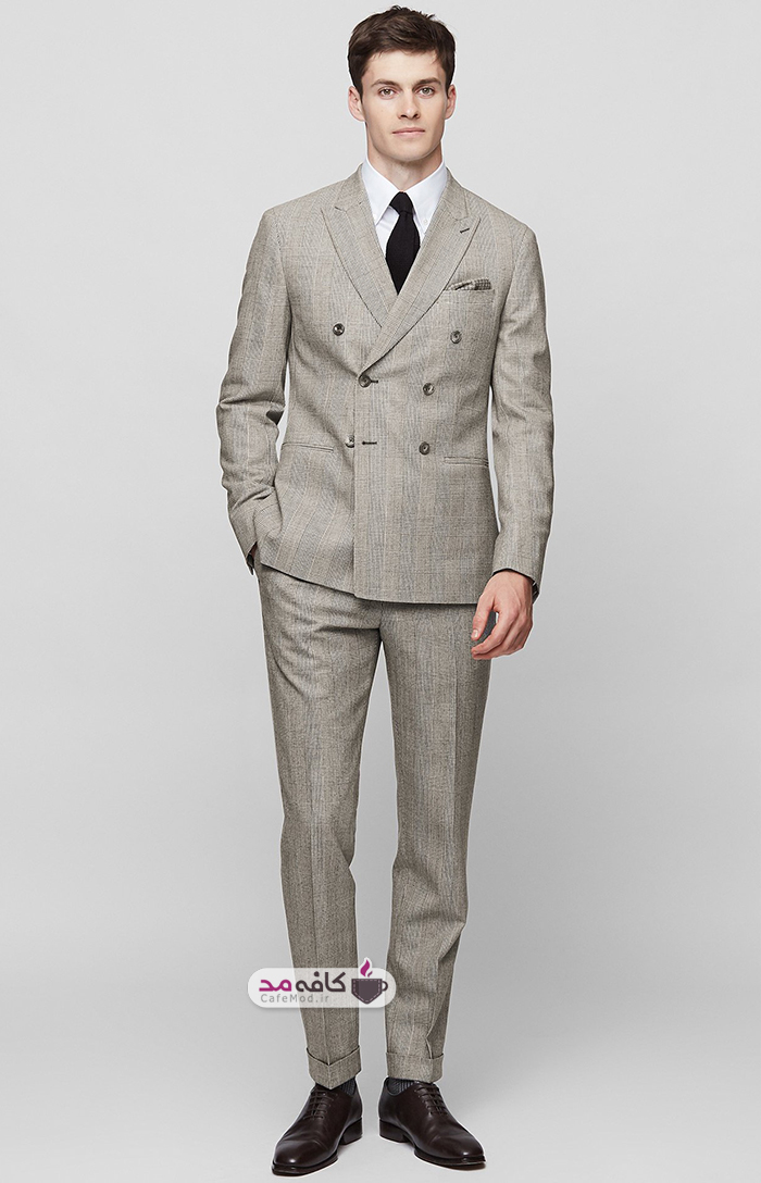 مدل کت و شلوار مردانه 2018