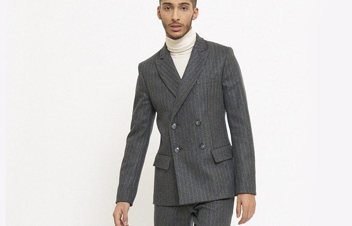 مدل لباس مردانه زمستانه Martin Grant