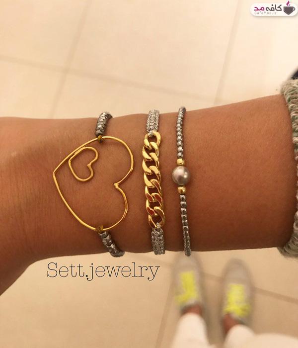 مدل دستبند فشن ایرانی