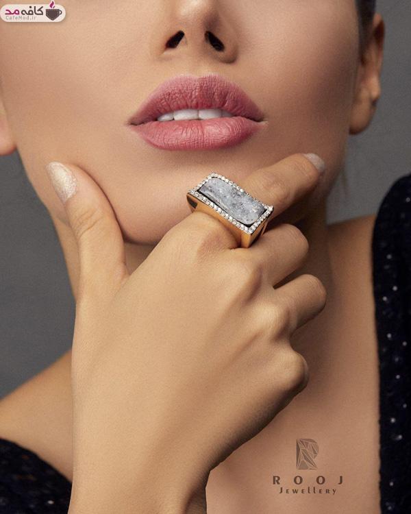 مدل جواهرات گالری Rooj