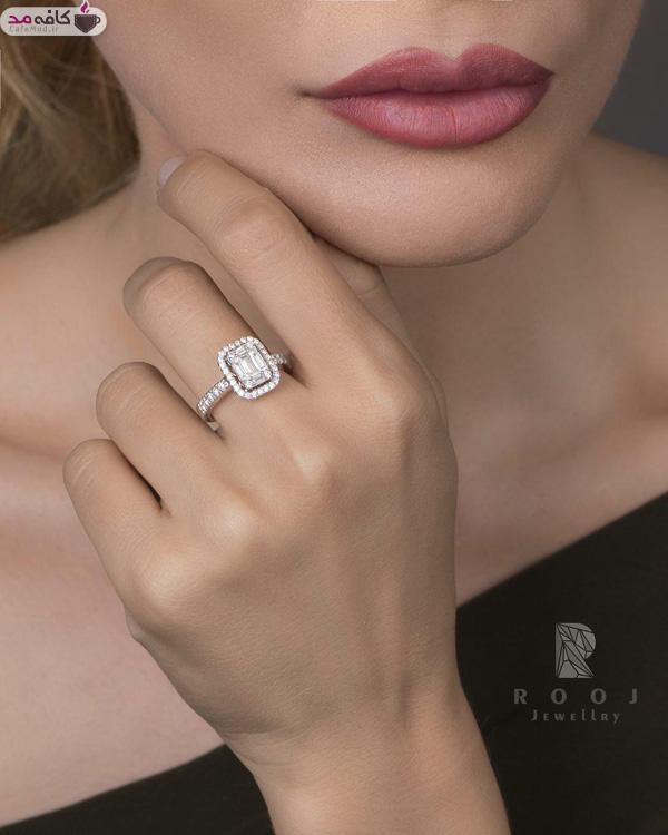 مدل جواهرات گالری روژ