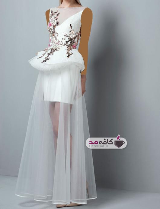 مدل لباس مجلسی Saiid Kobeisy